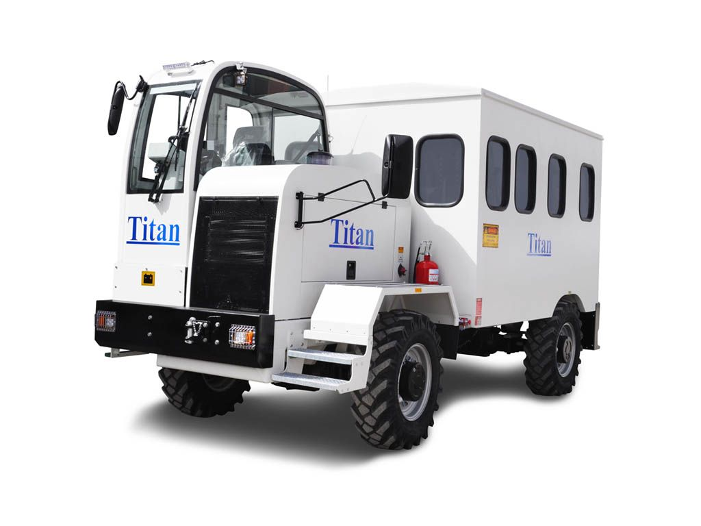 PERSONNEL CARRIER TRUCK