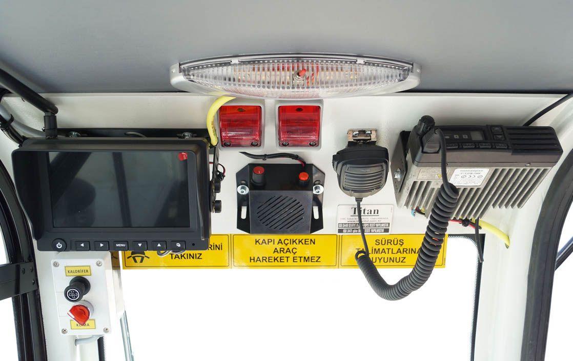Operator Cabin Camera System