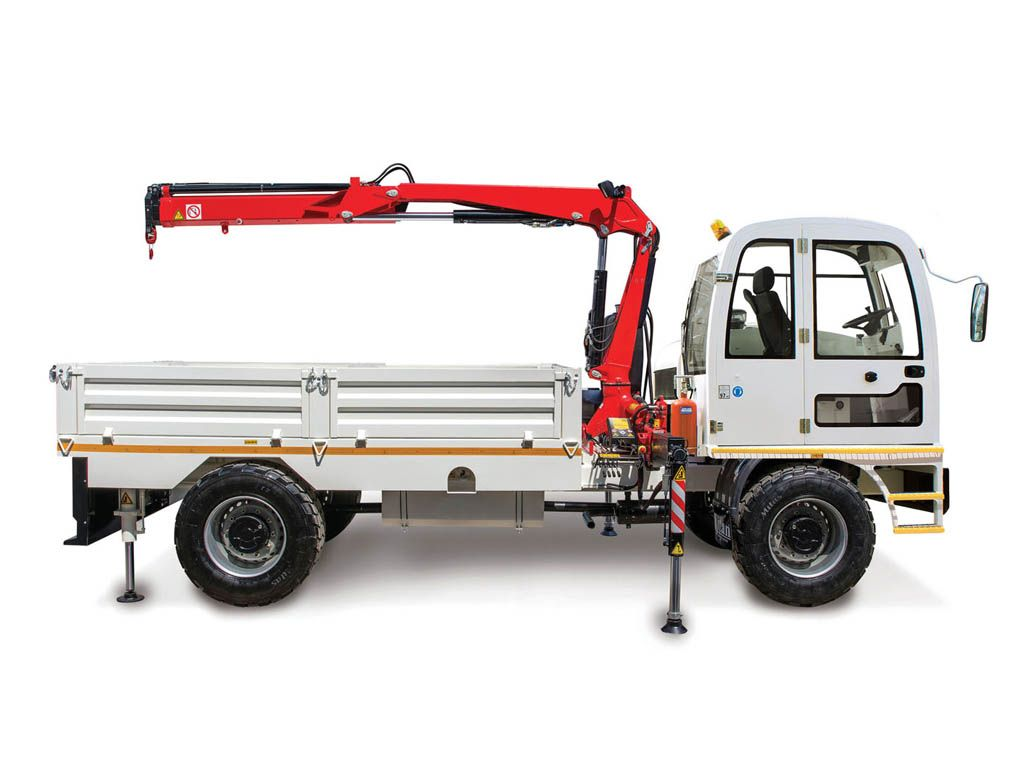 VK10 Crane Truck