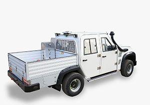 Multipurpose Utiliy Vehicle for Tunnel